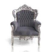 Fotele Stylowe Barokowe Rustykalne Dekoracyjne